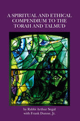 http://www.jewishspiritualrenewal.org/books/a-spiritual-and-ethical-compendium-to-the-torah-and-talmud